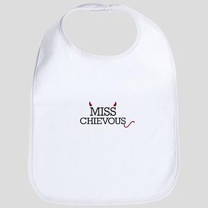 """""""Miss Chievous"""" Bib"""