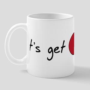 Lets Get Mushy! Mug