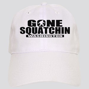Gone Sqatchin *Special Washington State Editio Cap
