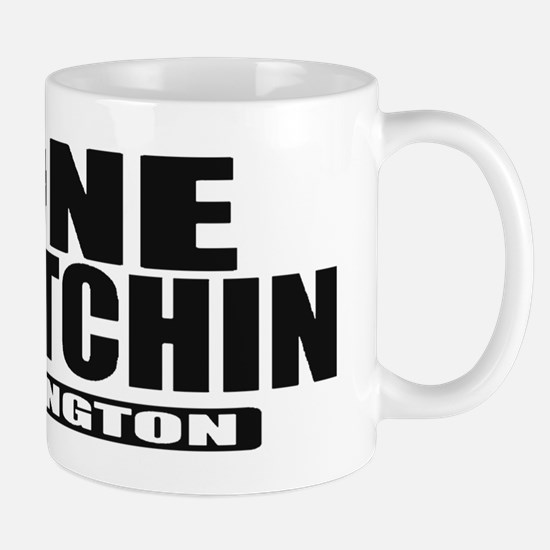 Gone Sqatchin *Special Washington State Mug