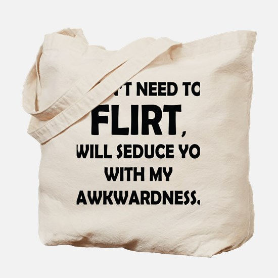 Flirt Tote Bag