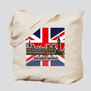 parliament Square3 Tote Bag
