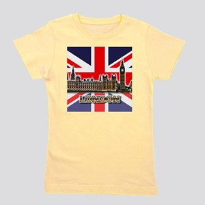 parliament Square3 Girl's Tee