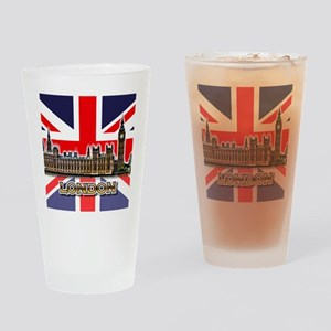 parliament Square3 Drinking Glass