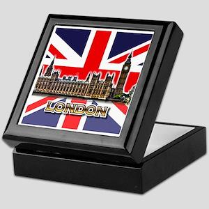 parliament Square3 Keepsake Box
