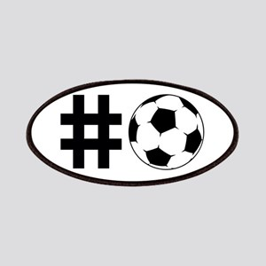 Hashtag Soccer Patch