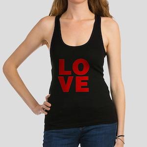 LOVE Racerback Tank Top