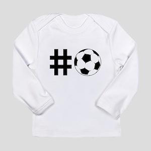 Hashtag Soccer Long Sleeve T-Shirt