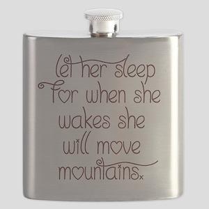 Let her sleep Flask