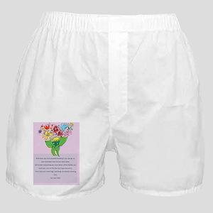 Encouragement Boxer Shorts