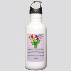 Encouragement Stainless Water Bottle 1.0L