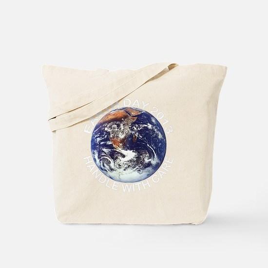 earth122013darkT Tote Bag