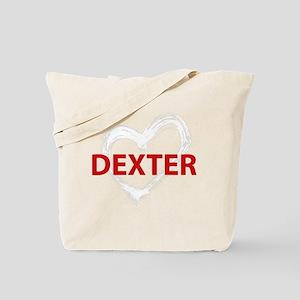 dexterHeart1D Tote Bag