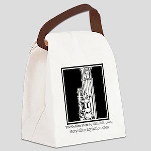 Flute T Canvas Lunch Bag