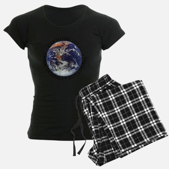 earth432013lightT Pajamas