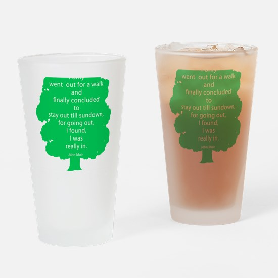 earth332013coloredT Drinking Glass