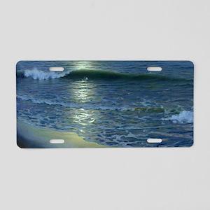 mr_laptop_skin Aluminum License Plate