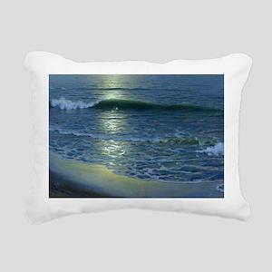 mr_laptop_skin Rectangular Canvas Pillow