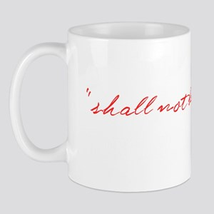 2nd Ammendment Mug