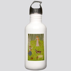 Wood Maiden Stainless Water Bottle 1.0L