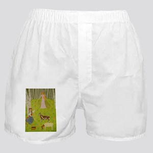 Wood Maiden Boxer Shorts