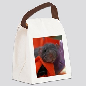 Charlie Canvas Lunch Bag