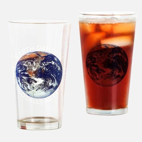 earth432013darkT Drinking Glass