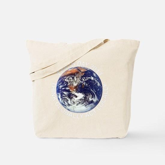 earth432013darkT Tote Bag