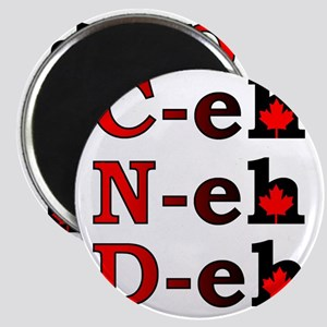 Canada Eh! Funny Canadian T-Shirt Magnet