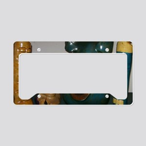 Riko License Plate Holder