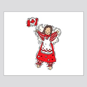 Canadian Angel  Small Poster