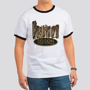 Philadelphia Fishtown - One of a Kind Ringer T