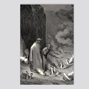 Gustave Dore - The Simoni Postcards (Package of 8)