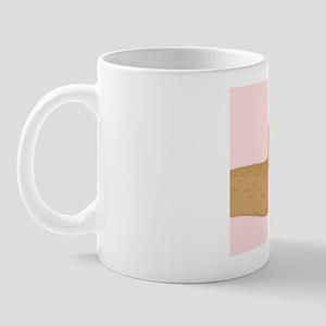 dachshund kiss Mug
