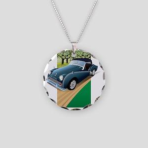 ovide - British 2 Necklace Circle Charm