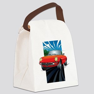 ovide - Italian 1 Canvas Lunch Bag