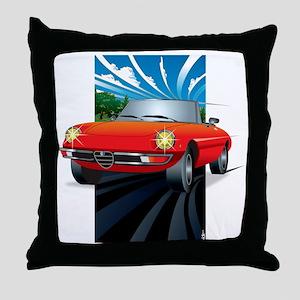 ovide - Italian 1 Throw Pillow