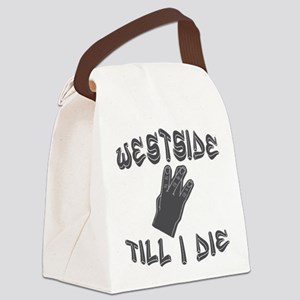 West Side Canvas Lunch Bag