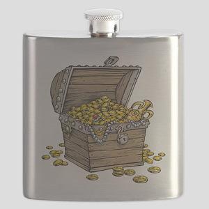 Treasure Flask