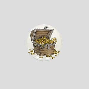 Treasure Mini Button