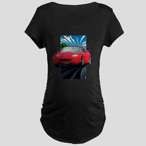 ovide - Japan 2 Maternity Dark T-Shirt