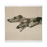The Greyhounds Queen Duvet