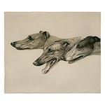 The Greyhounds King Duvet