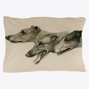 The Greyhounds Pillow Case