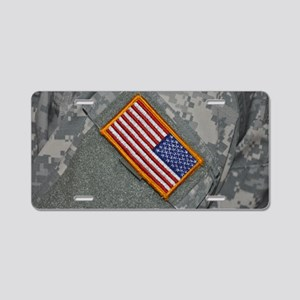 These are my colors Aluminum License Plate