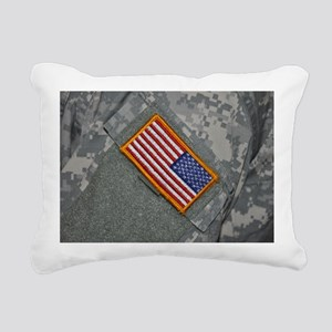 These are my colors Rectangular Canvas Pillow