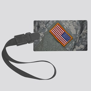 These are my colors Large Luggage Tag