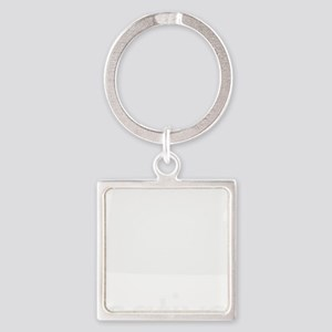 Native Square Keychain