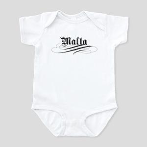 Malta Gothic Infant Bodysuit