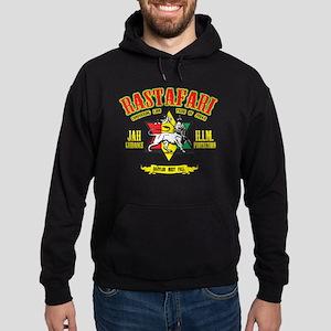 Rastafari Hoodie (dark)